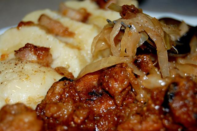 Чешские рецепты свинина