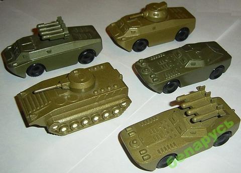 Купить старые советские игрушки военную технику железную