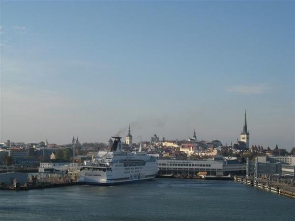 Путешествуя по Эстонии