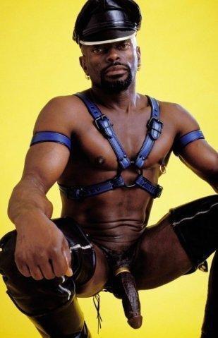 черный гей фото
