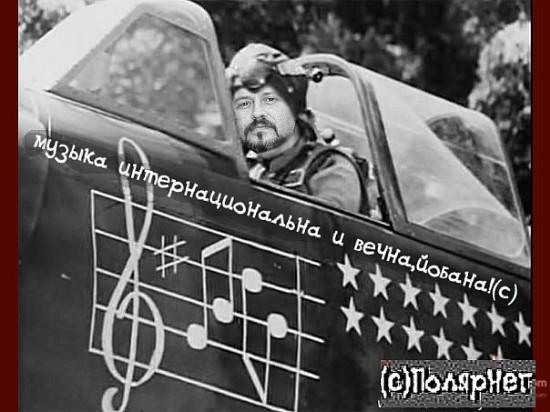Рисунки на советских самолетах