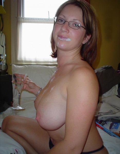 фото голых русских жен в сперме