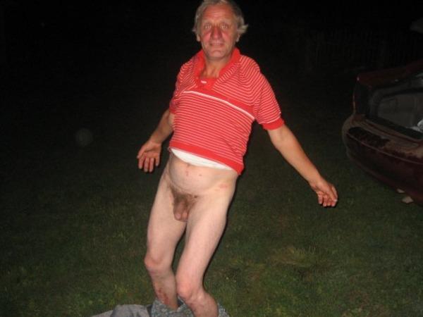 фото голей дедушка