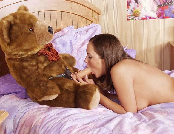 Плюшевый Медведь C Половым Членом