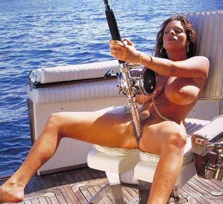 сэкс на рыбалке