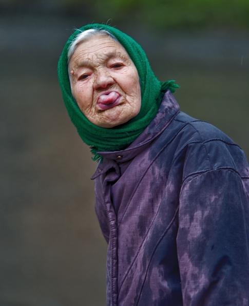 Осталось только завести тут друзей. Помирилась с Юриной бабушкой.