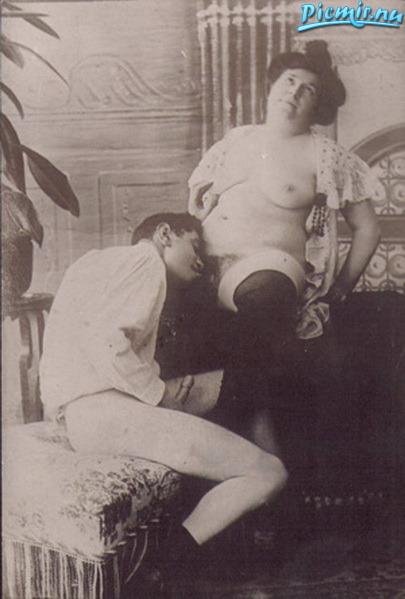 старинные порнофотографии
