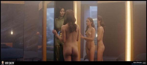 алисия викандер голая фото