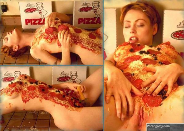 Секс за пиццу