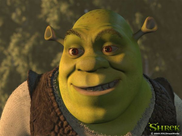 The Shrek franchise total gross $2 billion-plus.