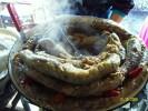 Хасып - колбаски из мяса с рисом