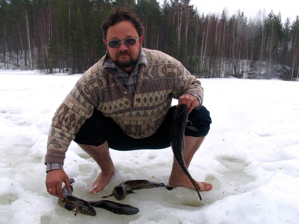 рыбалка в кичигино