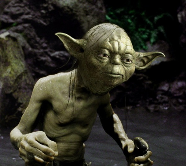 Every Time I Hear Someone Say Baby Yoda Is Fucking Annoying