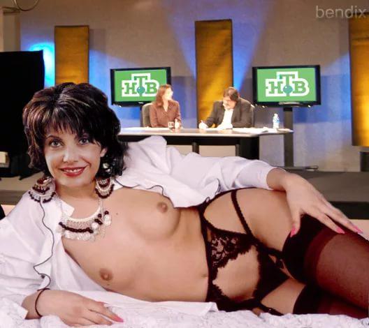 Приколы эротические с телеведущими — photo 14